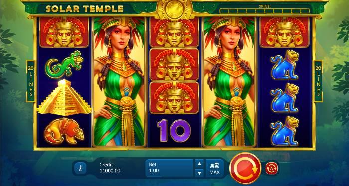 Solar Temple screenshot