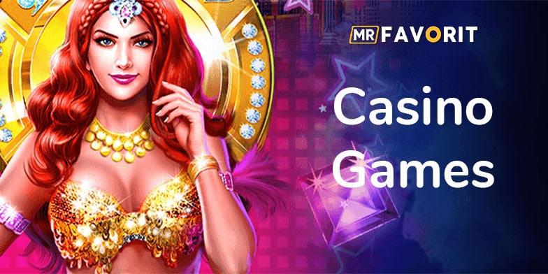 MrFavorit Casino games