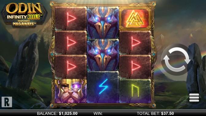 Odin Infinity Reels Megaways™ screenshot