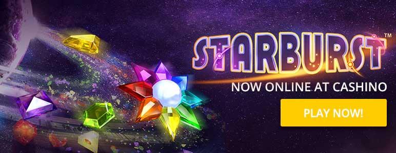 Starburst at Cashino
