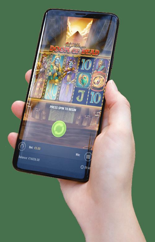 Cat Wilde and the Doom of Dead mobile screenshot
