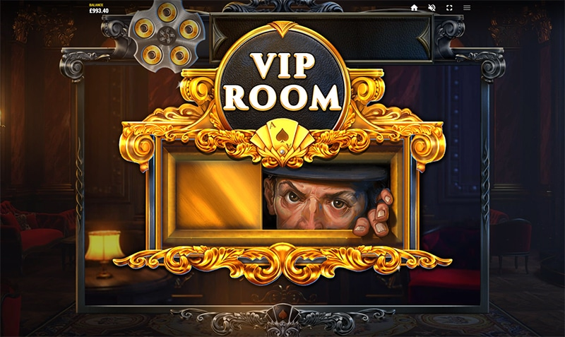 5 Families VIP Room feature