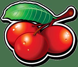 Reel King slot cherry symbol