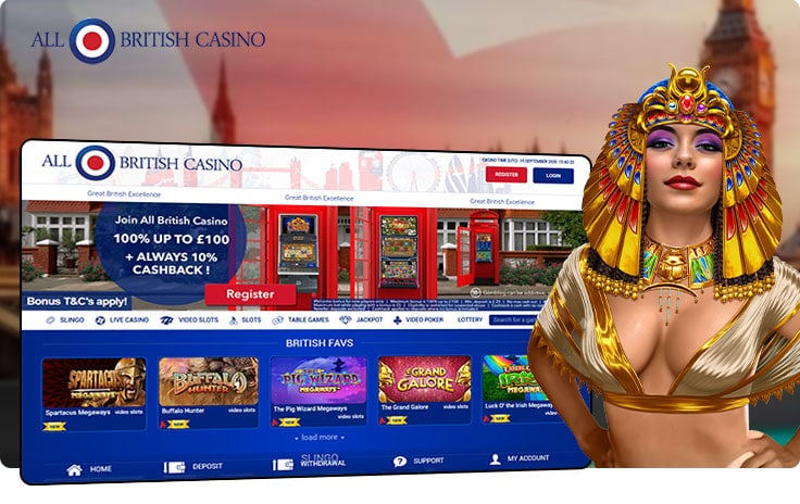 All British Casino to play IGT games