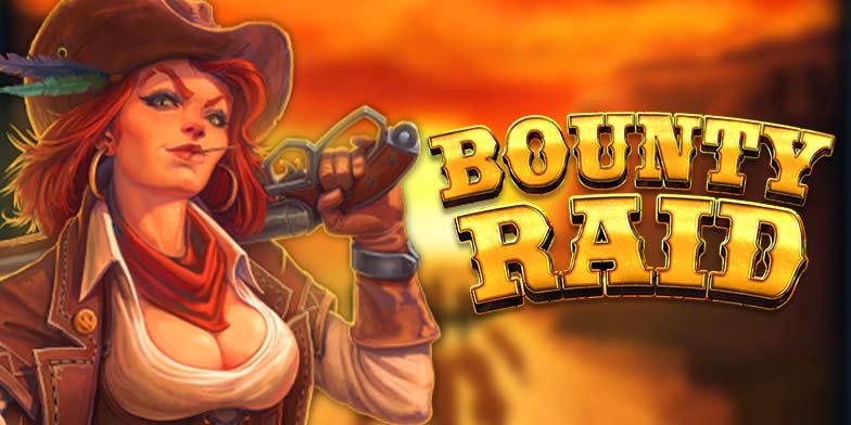 Bounty Raid slot by Red Tiger