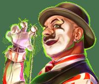 Character from Cirque de la Fortune