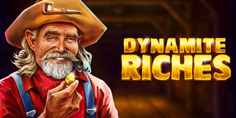 Dynamite Riches slot by Red Tiger Gaming