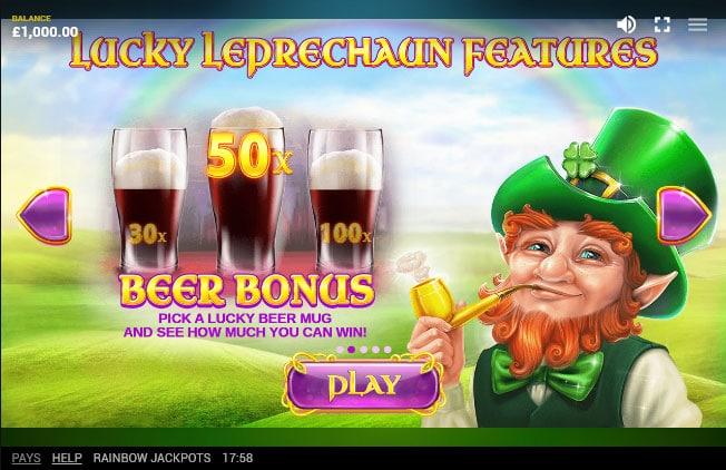 Beer Bonus