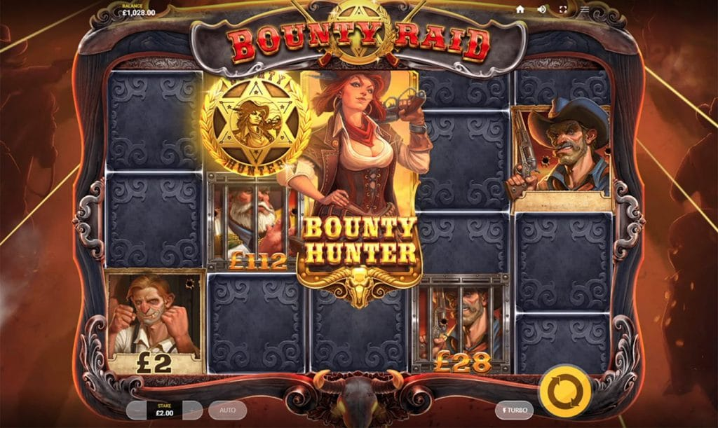 Bounty Hunter feature