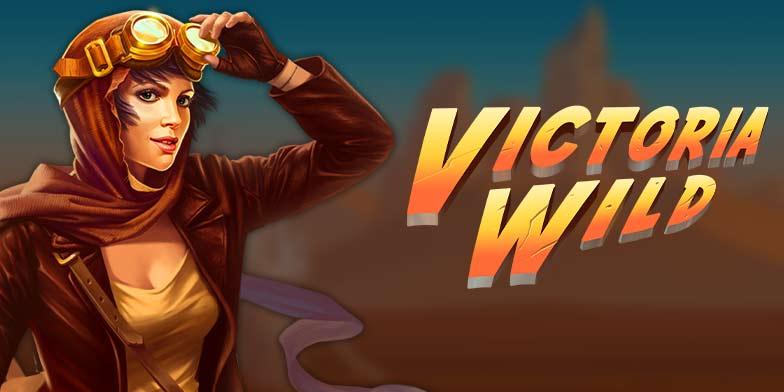 Victoria Wild slot by Yggdrasil