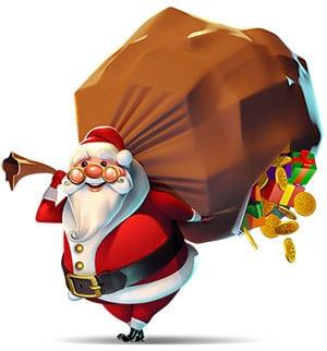 Santa character