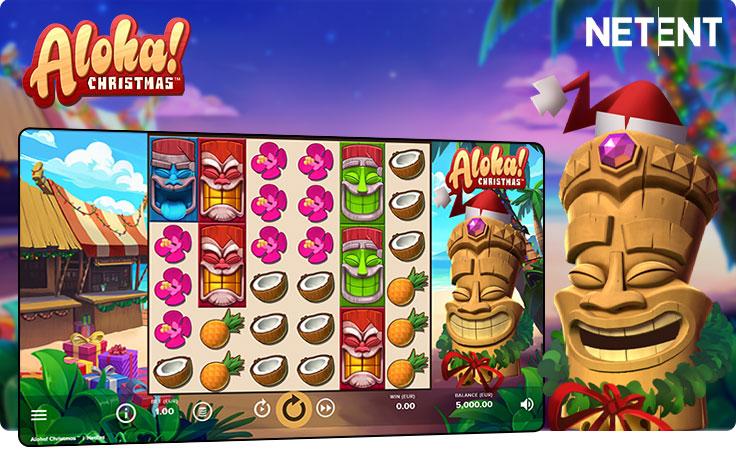 Aloha! Christmas by NetEnt