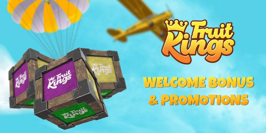 Fruit Kings promotions